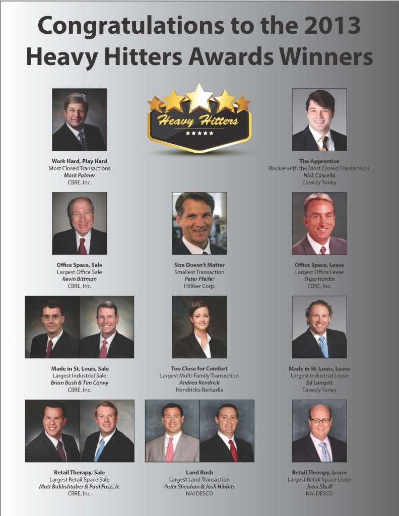 2013 HH Winners