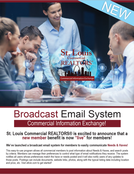 Broadcast Email System